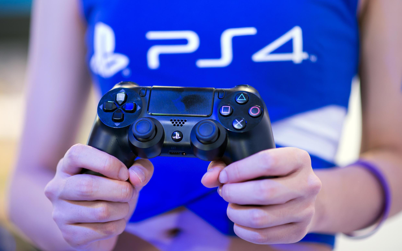 Un GamePad.