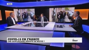 Le Débat de France 24 - mardi 8 septembre 2020