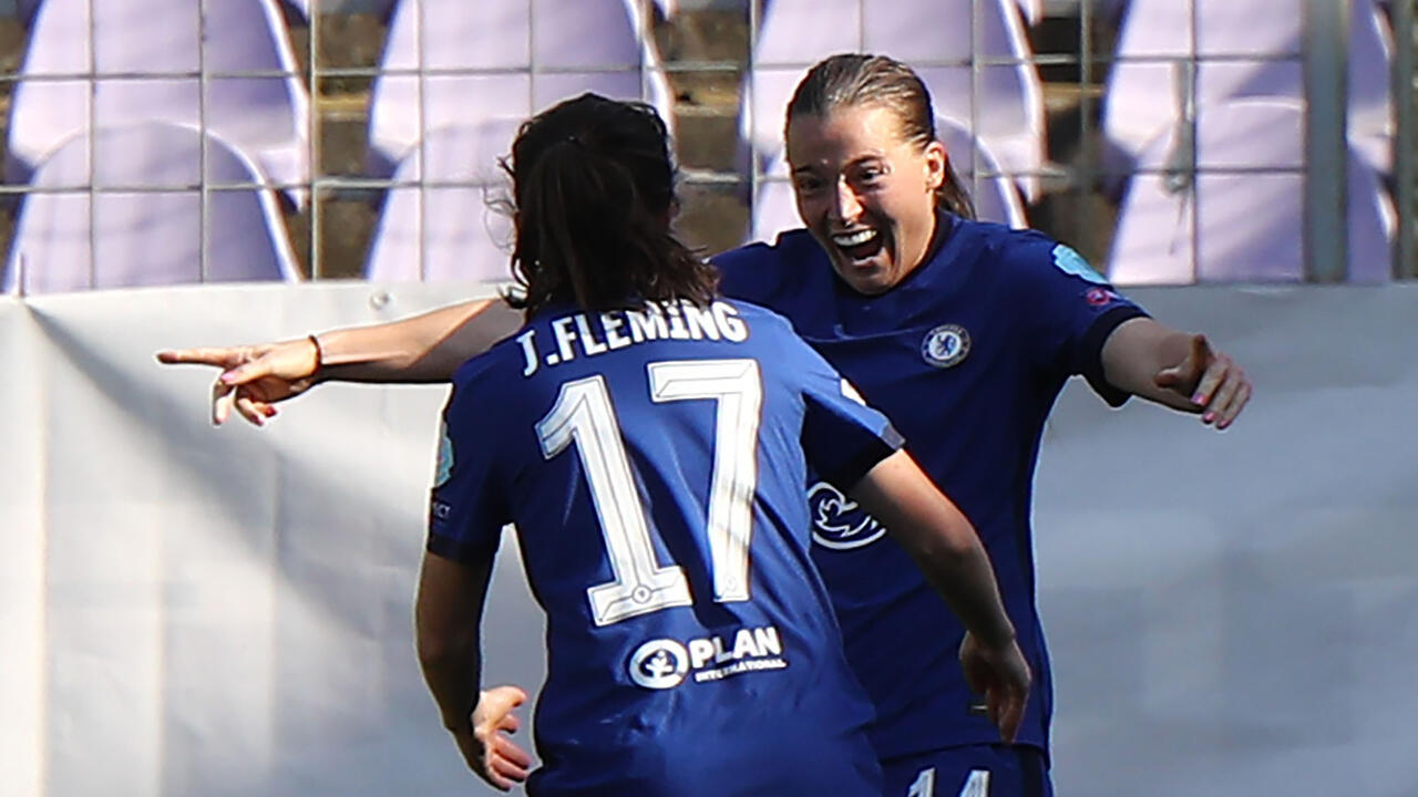 Chelsea and Barca make women's Champions League semis - France 24