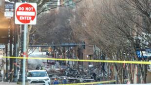 Nashville-explosion