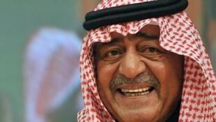 الأمير مقرن في الرياض في 8 ديسمبر 2013
