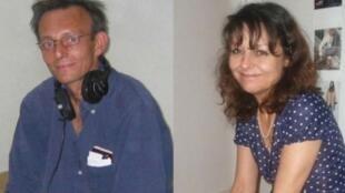 Ghislaine Dupont, journaliste, et Claude Verlon, technicien de reportage, ont été enlevés et assassinés le 2novembre2013 à Kidal, au Mali.