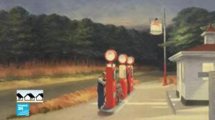 عالم اليوم في لوحات إدوارد هوبر