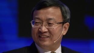 نائب وزير التجارة الصيني وانغ شووين.