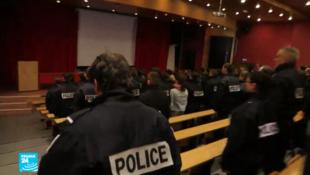 إصلاحات في صلب الشرطة الفرنسية