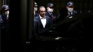 Carlos Ghosn fait l'objet de quatre inculpations par la justice japonaise.