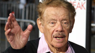 US actor Jerry Stiller, who played George Costanza's short-tempered father Frank in 'Seinfeld' has died aged 92, his son Ben Stiller said