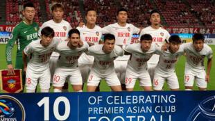Tianjin Tianhai, then known as Tianjin Quanjian made the AFC Champions League quarter-finals 2018
