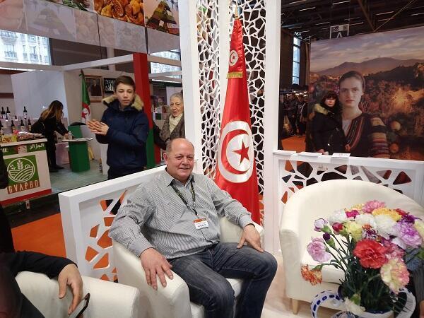 محمد حاج قاسم مدير مركزي بوكالة النهوض بالاستثمار الفلاحية في تونس