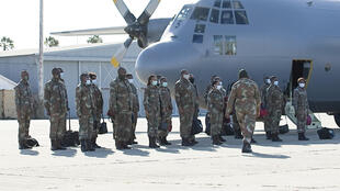 Eastern Cape province asked for help from army medics to help cope with the surge in coronavirus cases there