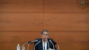 Bank of Japan Governor Haruhiko Kuroda was behind the monetary policy launched in 2013 which has failed to boost growth