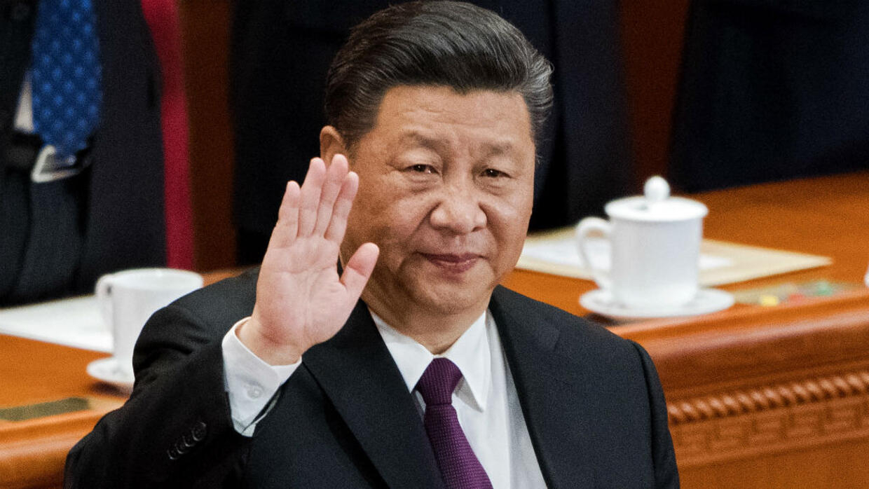 Xi Jinping reappointed for second term as China's president