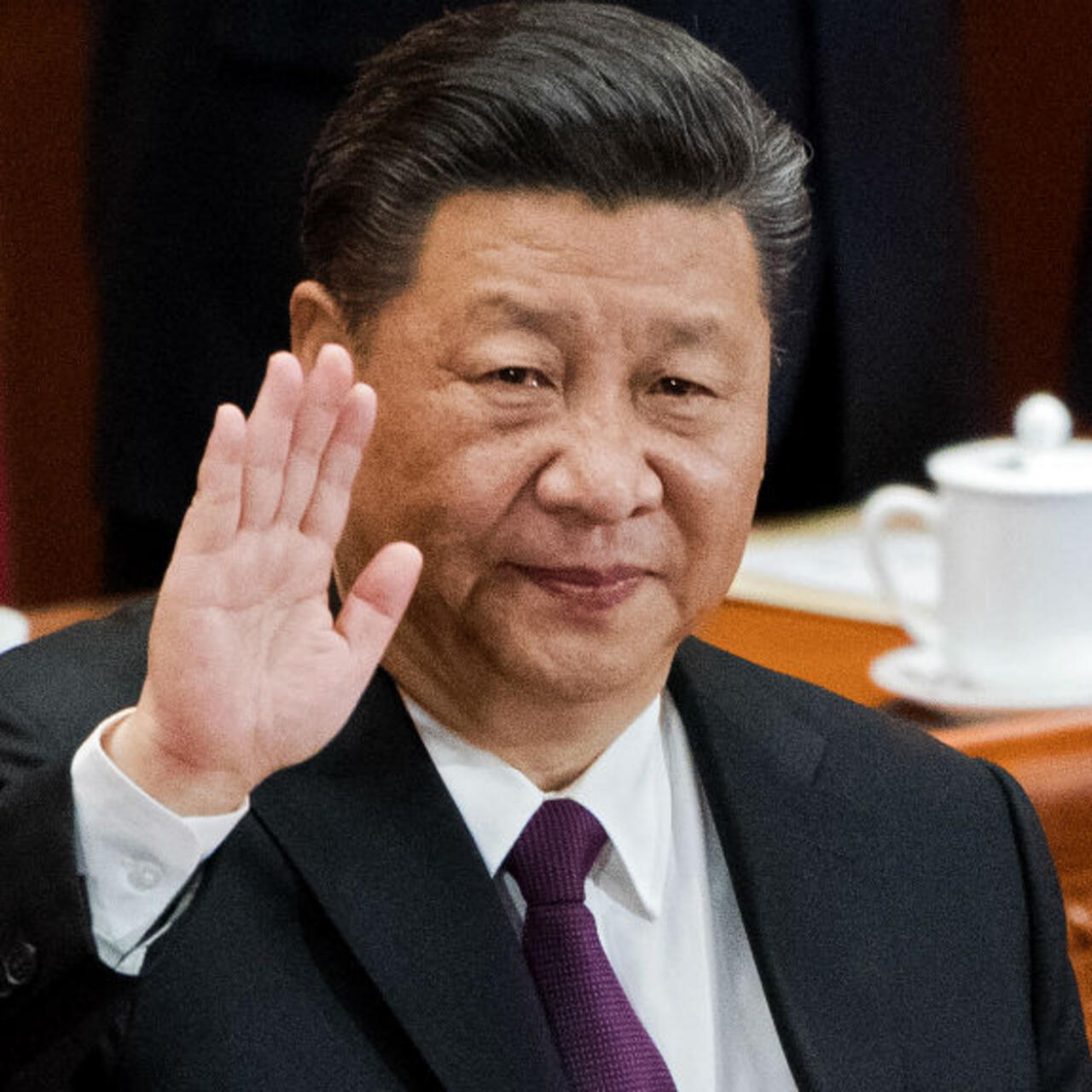 Xi Jinping Reappointed For Second Term As China S President