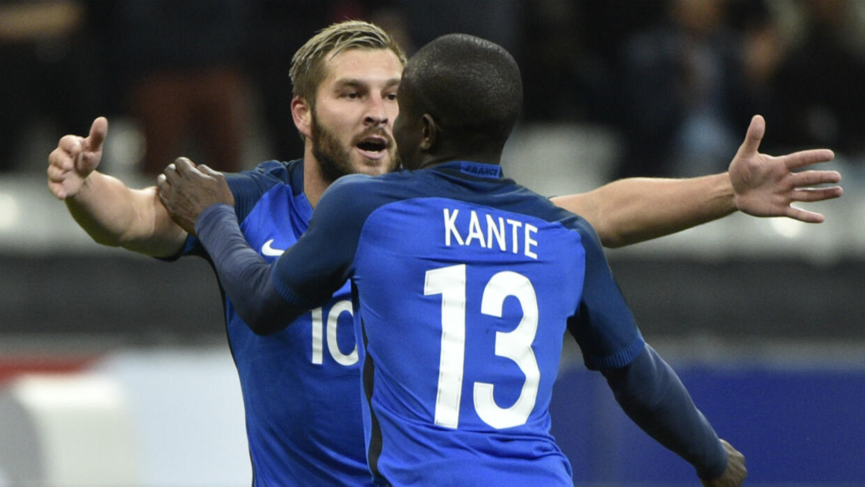 Les Bleus s'imposent face à la Russie pour leur retour au Stade de France