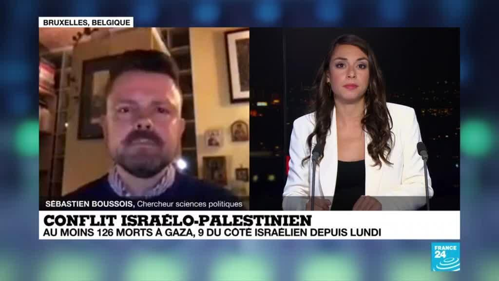 2021-05-14 22:03 Conflit Israël-Palestine