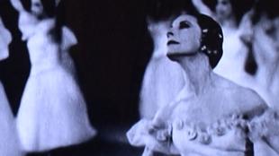 Alicia Alonso bailando 'Giselle'.