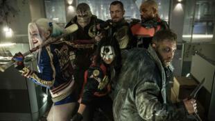 """Les personnages de """"Suicide Squad"""" ne sont pas des rigolos !"""