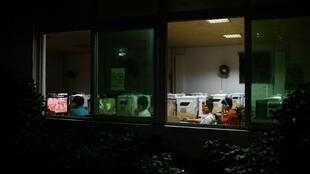 """Chinese law requires internet cafes to record the identities and """"relevant"""" online activity of users, and provide them to the public security bureau on request"""