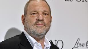 Harvey Weinstein, le 23 mai 2017