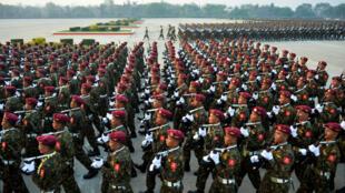 جيش البورمي