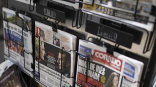 Le débat du deuxième tour de la présidentielle a tenu le haut du pavé médiatique aussi à l'international