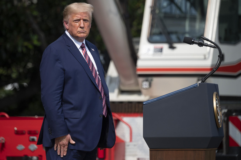 File photo of Donald Trump