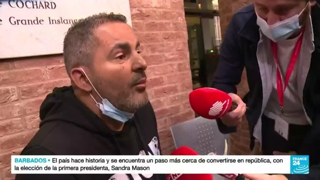 2021-10-22 19:07 El 24 de noviembre se conocerá la sentencia en el caso Valbuena - Benzema
