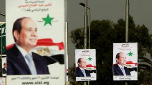 Abdel Fattah al-Sissi avait remporté l'élection présidentielle de mai2014 en faisant campagne sur le thème de la stabilité du pays.