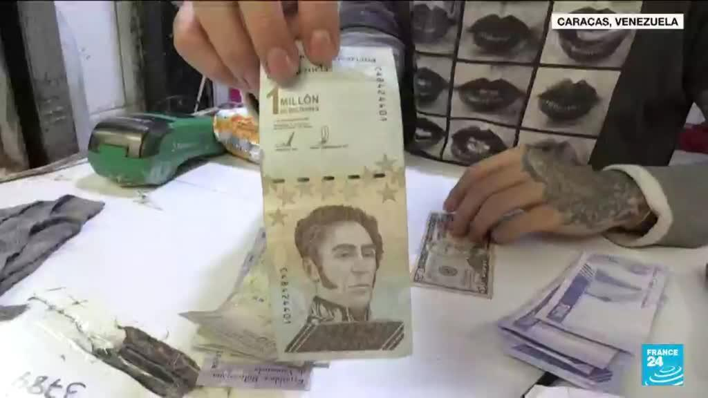 2021-08-06 11:12 A million to one: Venezuela's currency losing zeros