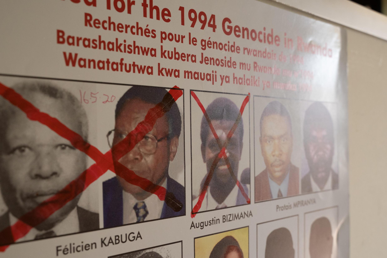 El presunto financiador del genocidio ruandés Félicien Kabuga fue arrestado cerca de París el 16 de mayo de 2020.