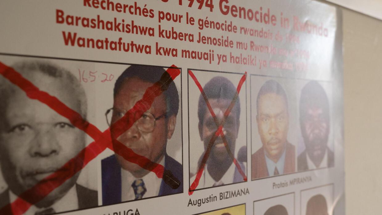 Génocide rwandais : après son arrestation Félicien Kabuga saisait le défenseur des Droits