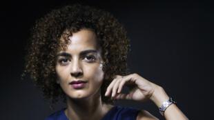 الروائية المغربية - الفرنسية ليلى سليماني