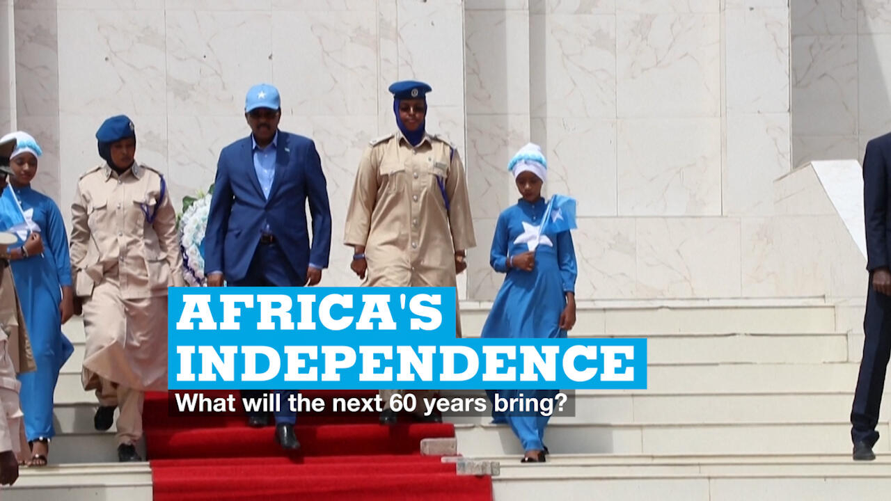 The Debate - Africa's independence: what will the next 60 years bring?