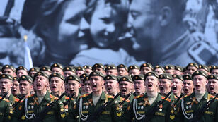 Une parade militaire monstre est organisée sur la place Rouge samedi 9 mai pour commémorer la victoire sur l'Allemagne en 1945.