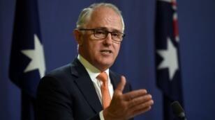 رئيس الوزراء الأسترالي مالكولم تورنبول