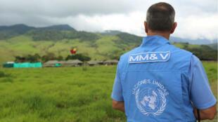 L'ONU surveille le cessez-le-feu entre le gouvernement colombien et les Farc.