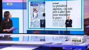 president algérien figaro