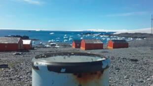 Las autoridades argentinas registraron más de 18 grados centígrados en la base Esperanza, en el norte de la Antártida.