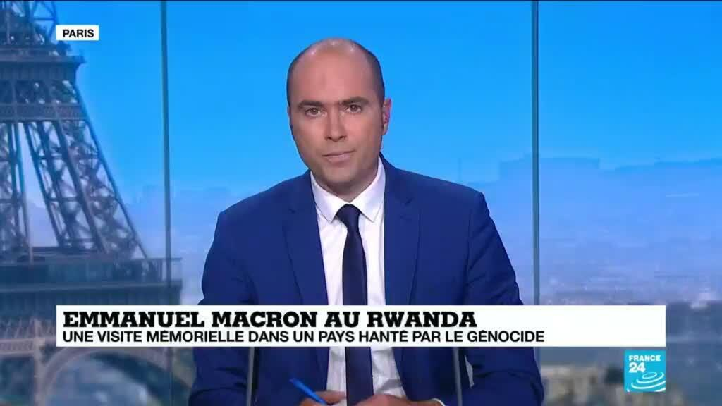 2021-05-27 14:01 Emmanuel Macron au Rwanda : 27 ans après le génocide des Tutsis, la France reconnaît ses responsabilités