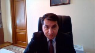 Hikmet Hajiyev, Conseiller spécial de président Azerbaïdjanais