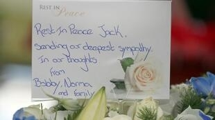 Bobby Charlton sent a bouquet for the funeral of his brother, fellow 1966 World Cup winner Jack Charlton