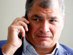 Ecuador's former president Rafael Correa found guilty of corruption