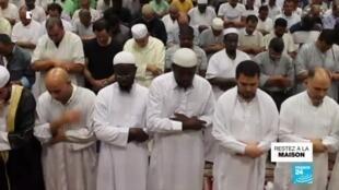 2020-04-23 12:11 Covid-19 - Ramadan : Les mosquées fermées dans plusieurs pays