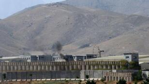L'académie militaire où a eu lieu l'incident.
