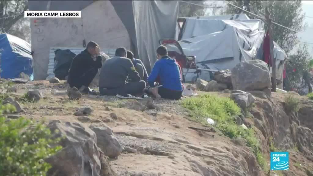 2019-11-21 12:09 Greece announces plans to close three migrant camps