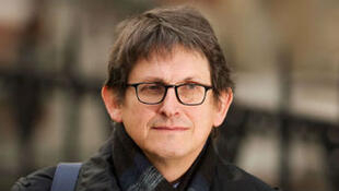 "Alan Rusbridger, rédacteur en chef du ""Guardian"""