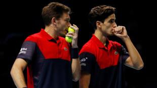 Mahut et Herbert ont enfin été sacrés au Masters de Londres.