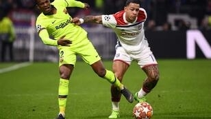 Robbed: while Memphis Depay was battling Barcelona and Nelson Semedo, his home was burgled, again