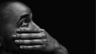 Le musicien franco-libanais Bachar Mar-Khalifé s'est produit à La Criée de Marseille, dans le cadre des Rencontres