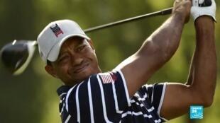 2021-02-24 13:41 Tiger Woods se recupera tras una compleja cirugía